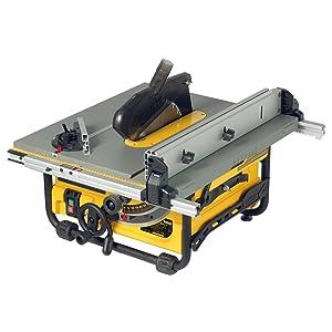 Dewalt Tisch, Kapp und Gehrungssäge Tischkreissaege 1700 Watt 250x30mm 77/63  Rezension