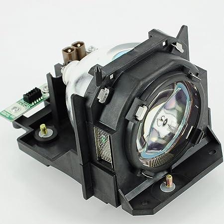 haiwo ET-LAD12KF de haute qualité Ampoule de projecteur de remplacement compatible avec logement pour Panasonic PT-DZ12000, PT-D12000, PT-DW100; PT-DW100U/PT-D12000U/PT-DZ12000U.