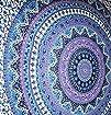 Large Indian Mandala Tapestry Hippie…