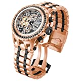 New Mens Invicta 14773 JT SW500 Swiss Automatic Chronograph Black Diamond Watch