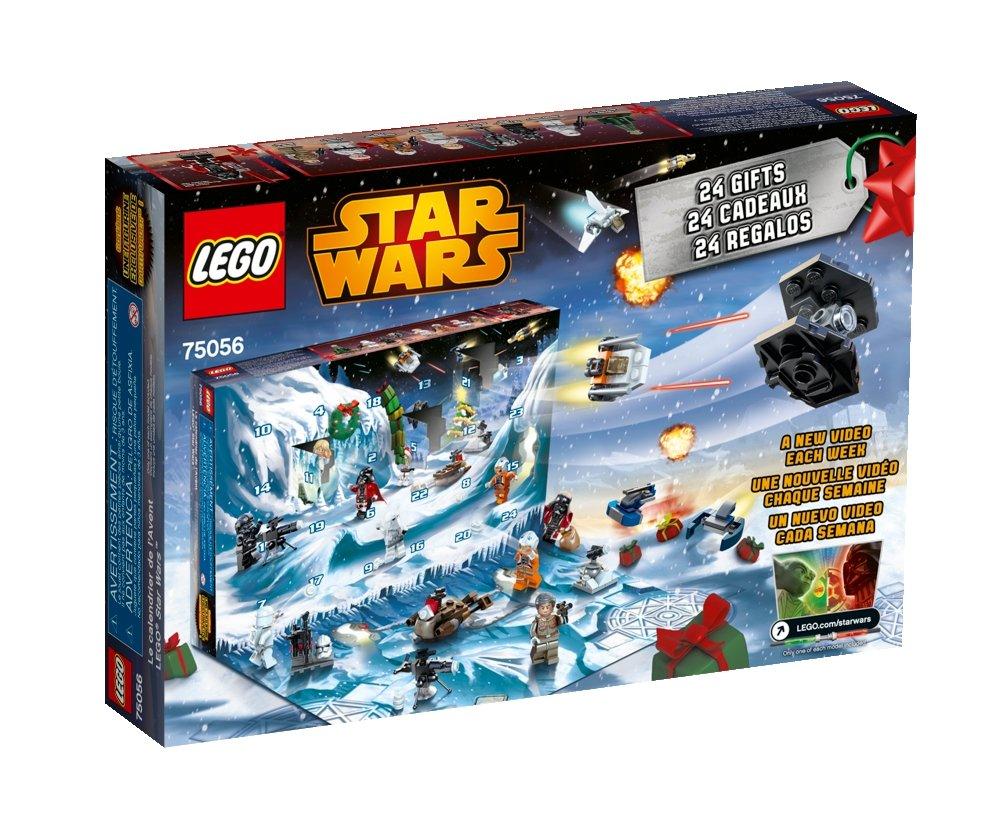 Lego Star Wars Advent 2014 Calendar | The Jenny Evolution