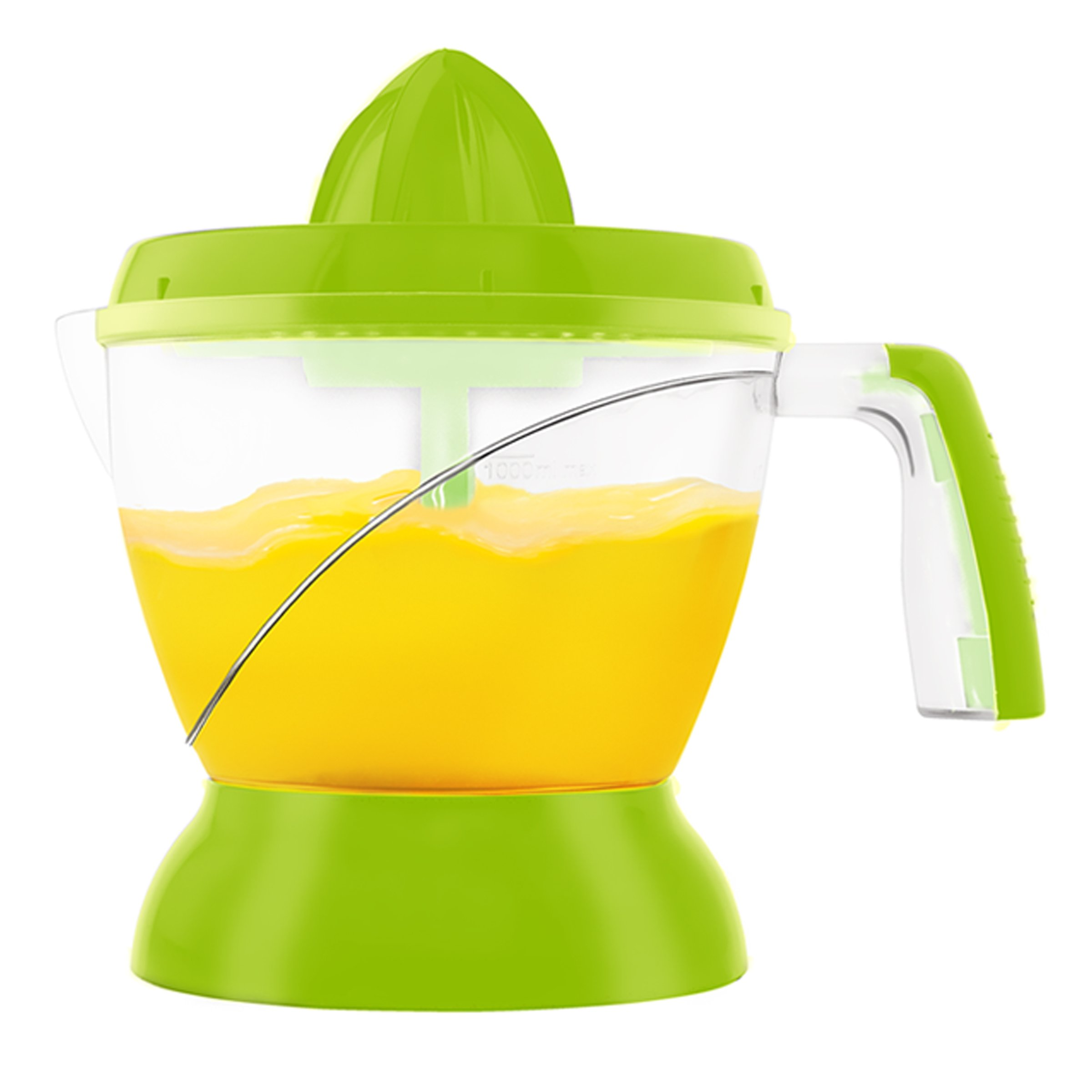Electric Citrus Squeezer ~ Big boss electric citrus juicer green ebay