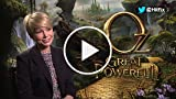 Oz: The Great And Powerful - Michelle Williams Interview...