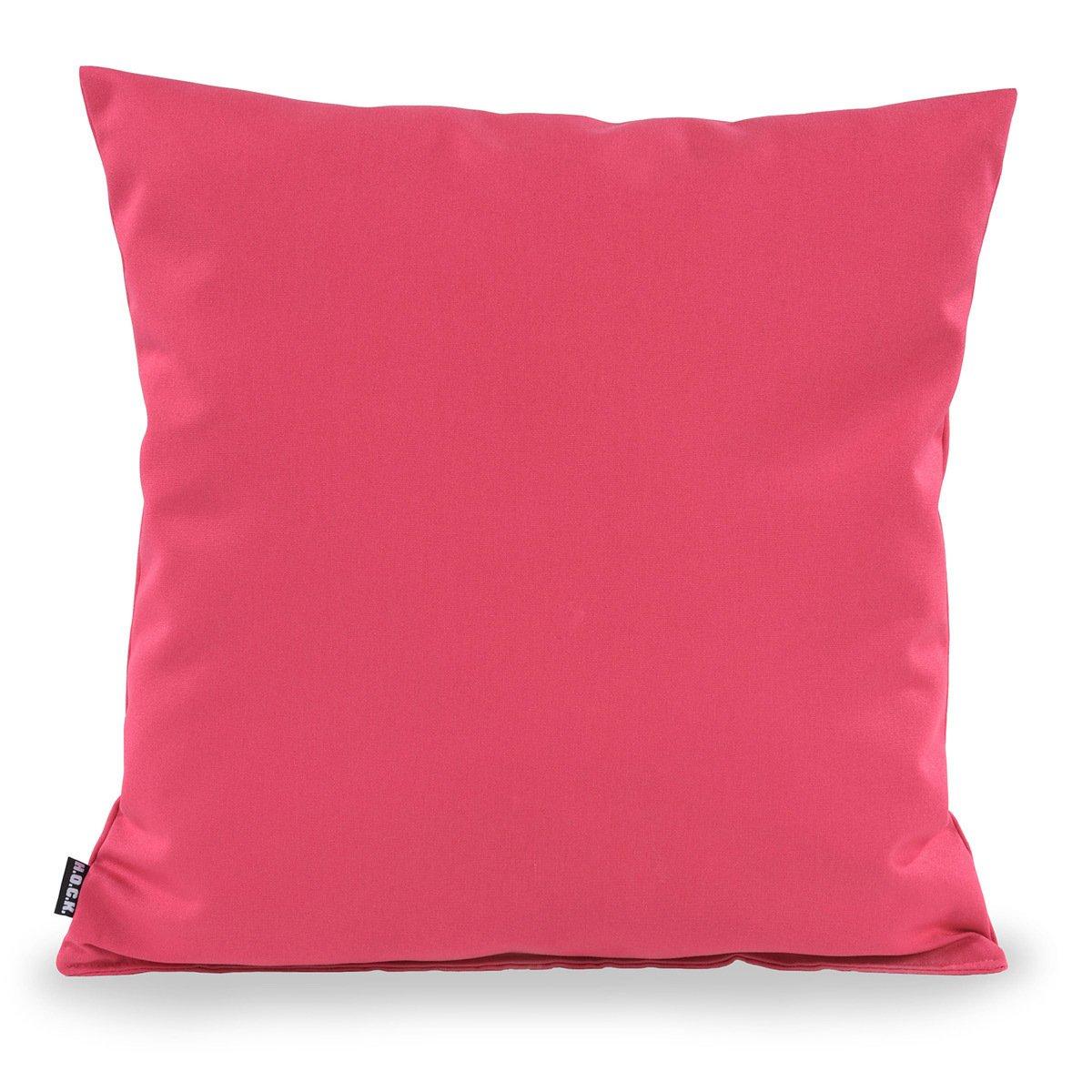 H.O.C.K. Kissen 50x50cm Outdoor Classic uni pink kaufen