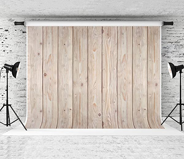 Kate 10x6.5ft Wood Backdrop Brown Wooden Photo Background Wood Plank Texture Photography Background (Color: 24026, Tamaño: 10x6.5ft)