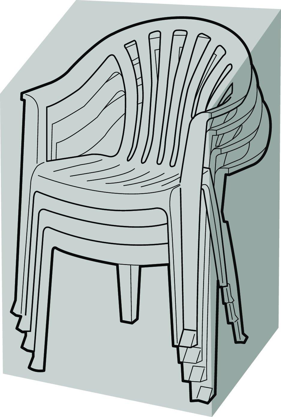 Eigbrecht 142101 Klarsicht Abdeckhaube Schutzhülle für Hochlehner stapelbar 70x80x67/120cm kaufen