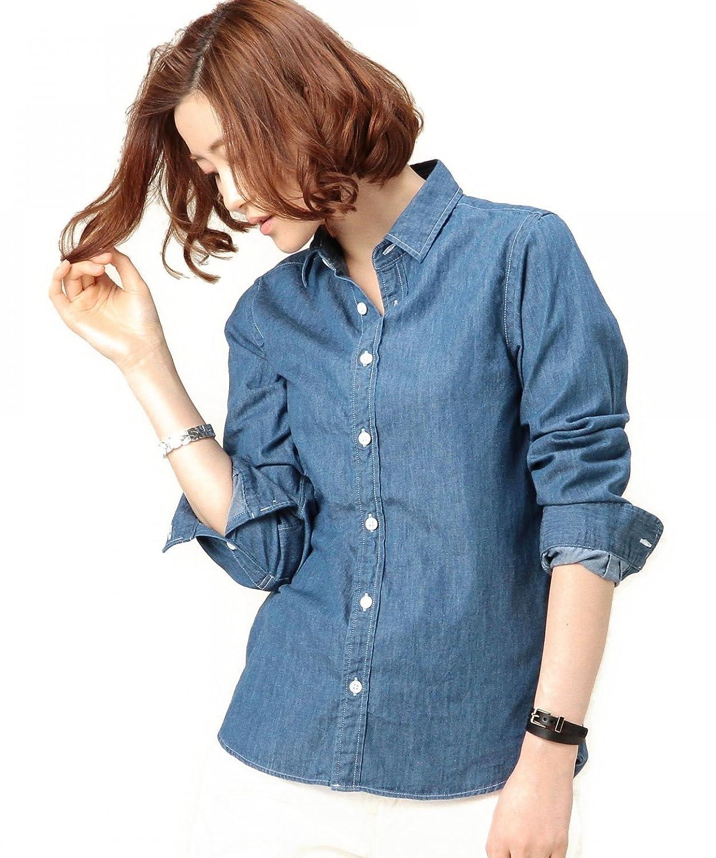 Amazon.co.jp: (ビューティーアンドユースユナイテッドアローズ) BEAUTY&YOUTH UNITED ARROWS BYBC 4.5OZ ダンガリーレギュラーカラーシャツ: 服&ファッション小物通販