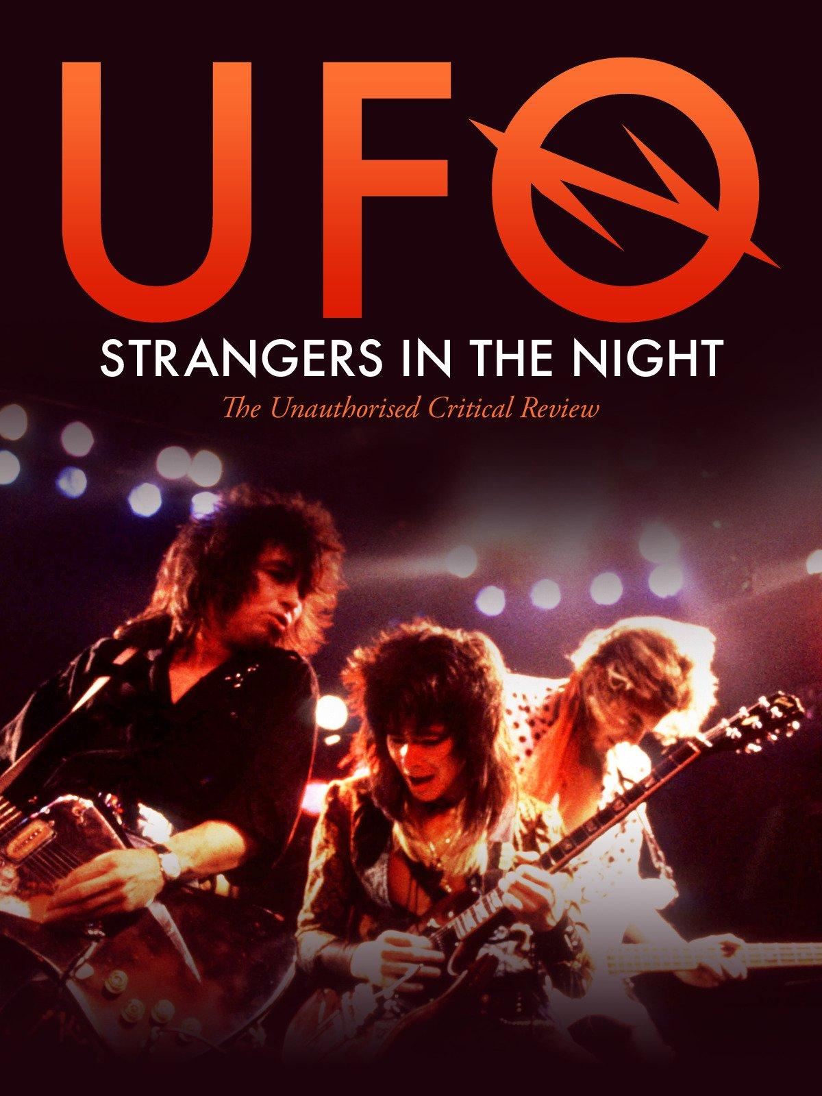 UFO on Amazon Prime Instant Video UK