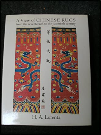 View of Chinese Rugs