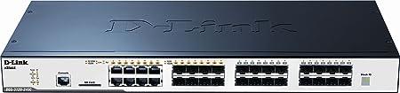 D-Link xStack DGS-3120-24SC - commutateur - 24 ports - Géré - Ordinateur de bureau