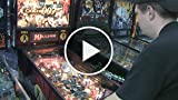 Classic Game Room - GOLDENEYE 007 Pinball Machine...