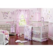 Geenny Designer Girl Dragonfly Pcs Crib Bedding Set