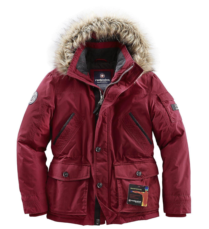 Redpoint – Herren Freizeit Jacke in Rot, H/W 15/16, Shawn (74116 2940 000) günstig kaufen