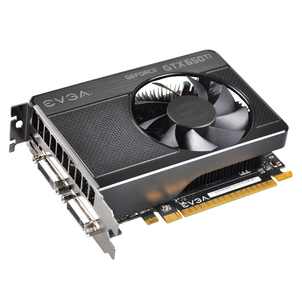 EVGA GeForce GTX 650 Ti SSC 1024MB GDDR5 128bit, Dual Dual-Link DVI, Mini HDMI, Graphics Card (01G-P4-3652-KR) Graphics Cards 01G-P4-3652-KR