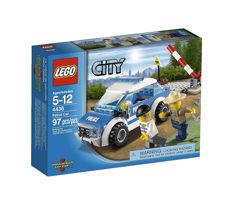 Police Car Lego Lego City Police Patrol Car