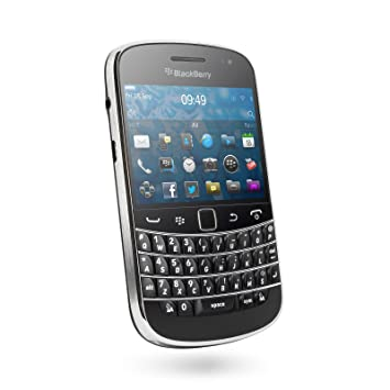 RIM Blackberry Bold 9900 Smartphone Qwerty 7.0 Charcoal