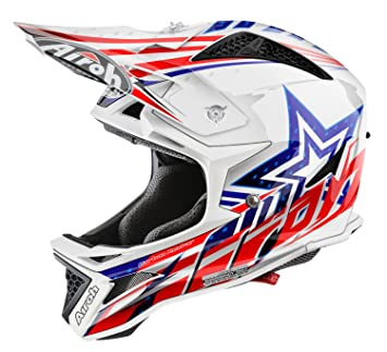 Airoh casque de bMX fighters fGDE38 blanc