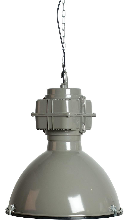 Zuiver 5500604 Pendant Lamp VIC Industry, Metall, grau