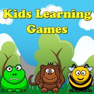 Kids learning games preschool kindergarten and 1st grade