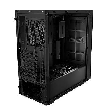 Nzxt source 340 340 bo tier pc noir fen tre for Fenetre informatique