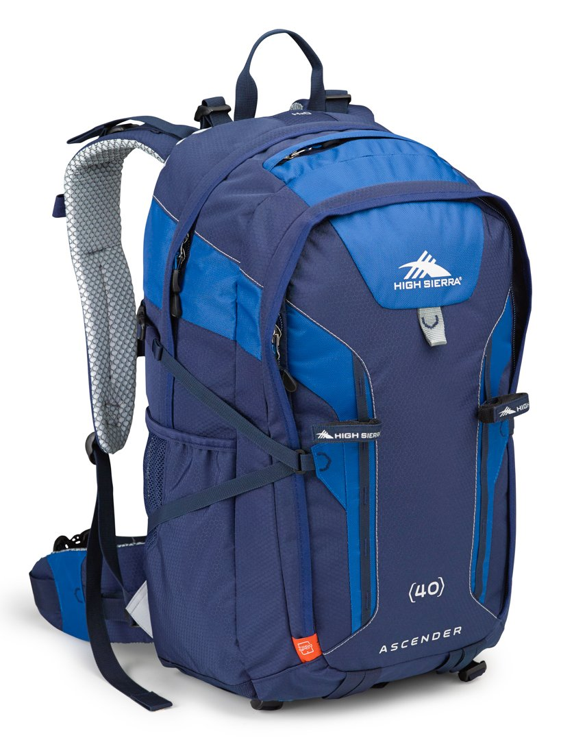 High Sierra Ascender 40 户外双肩背包40L,$40.96