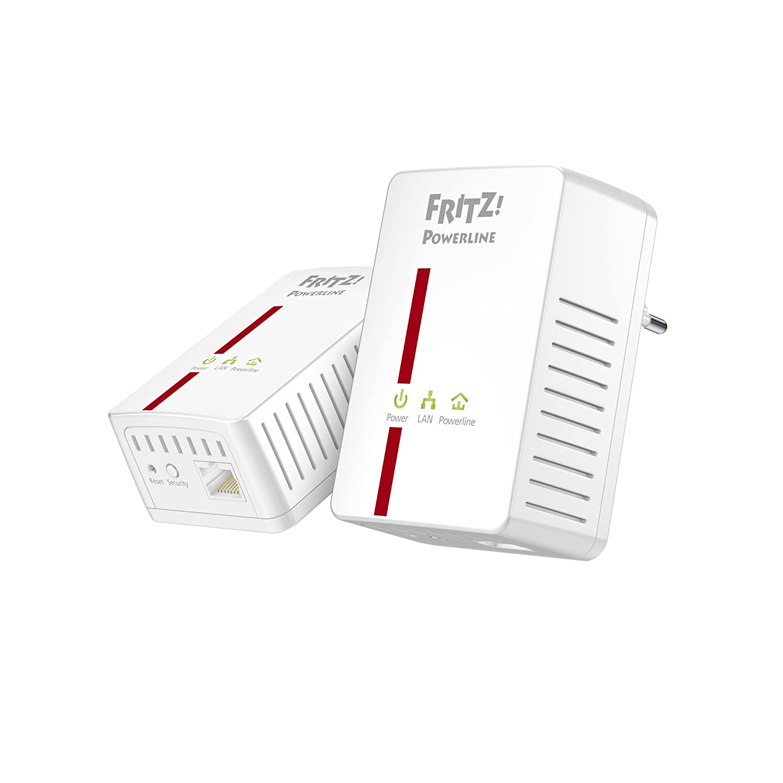 AVM FRITZ Powerline 500E Set (500 Mbit/s,