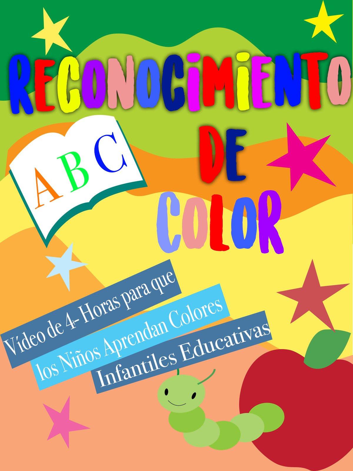 Reconocimiento De Color Video de 4- Horas para que los Niños Aprendan Colores Infantiles Educativas