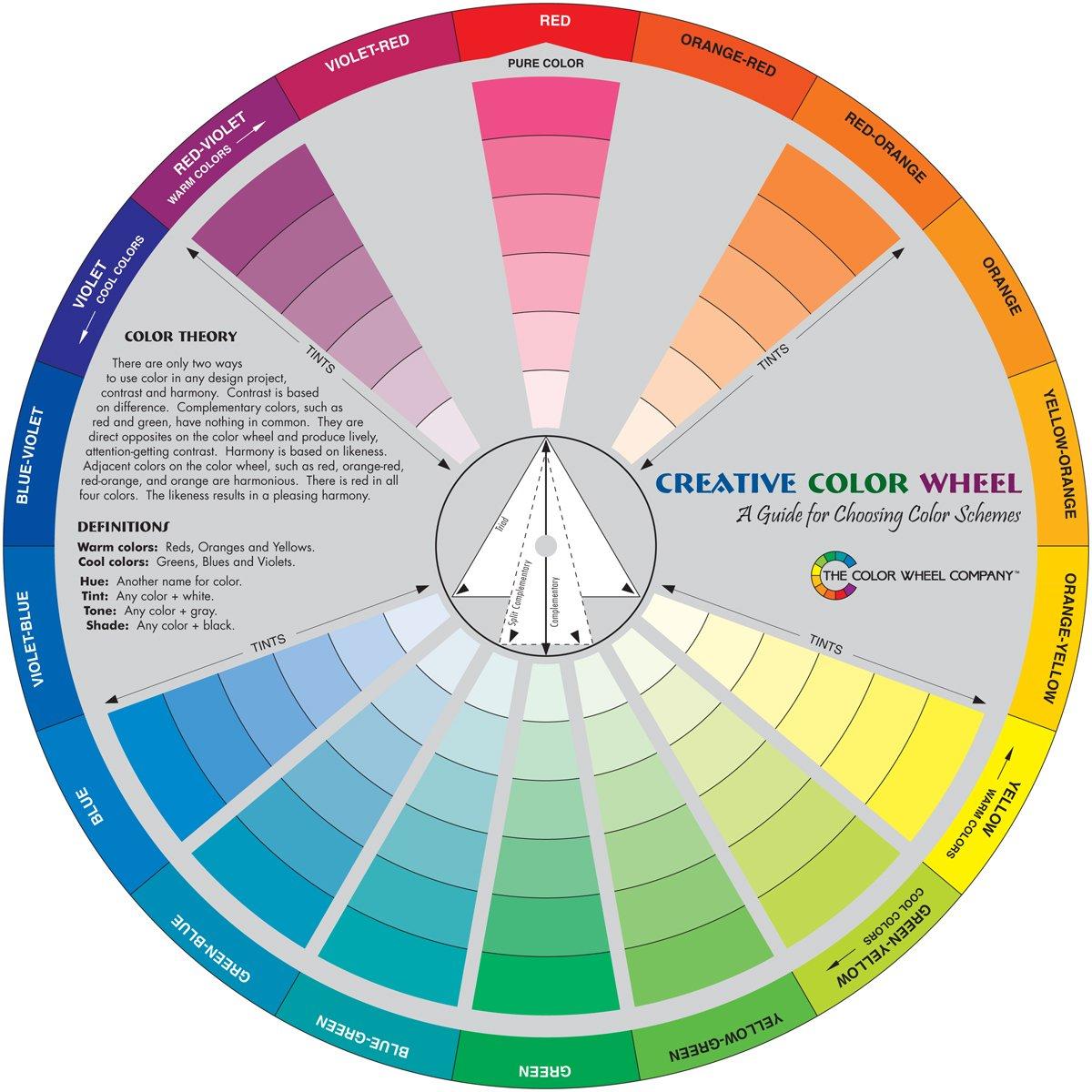Color Wheel Costume Creative Color Wheel