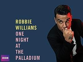 Robbie Williams: One Night at the Palladium [OV]