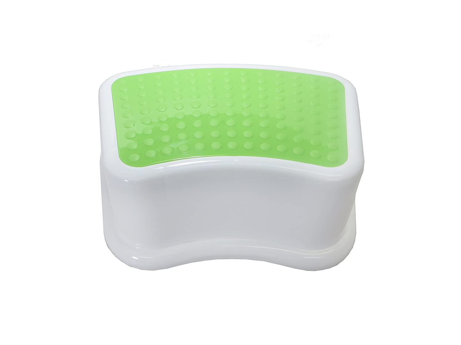 Kids Best Friend Kids Green Stool, Take It Along in Bedroom, Kitchen, Bathroom and Living Room.