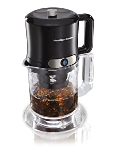 Hamilton Beach 40912R Iced Coffee/Tea Maker