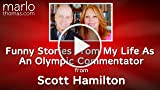 Funny Stories From My Life As An Olympic Commentator...