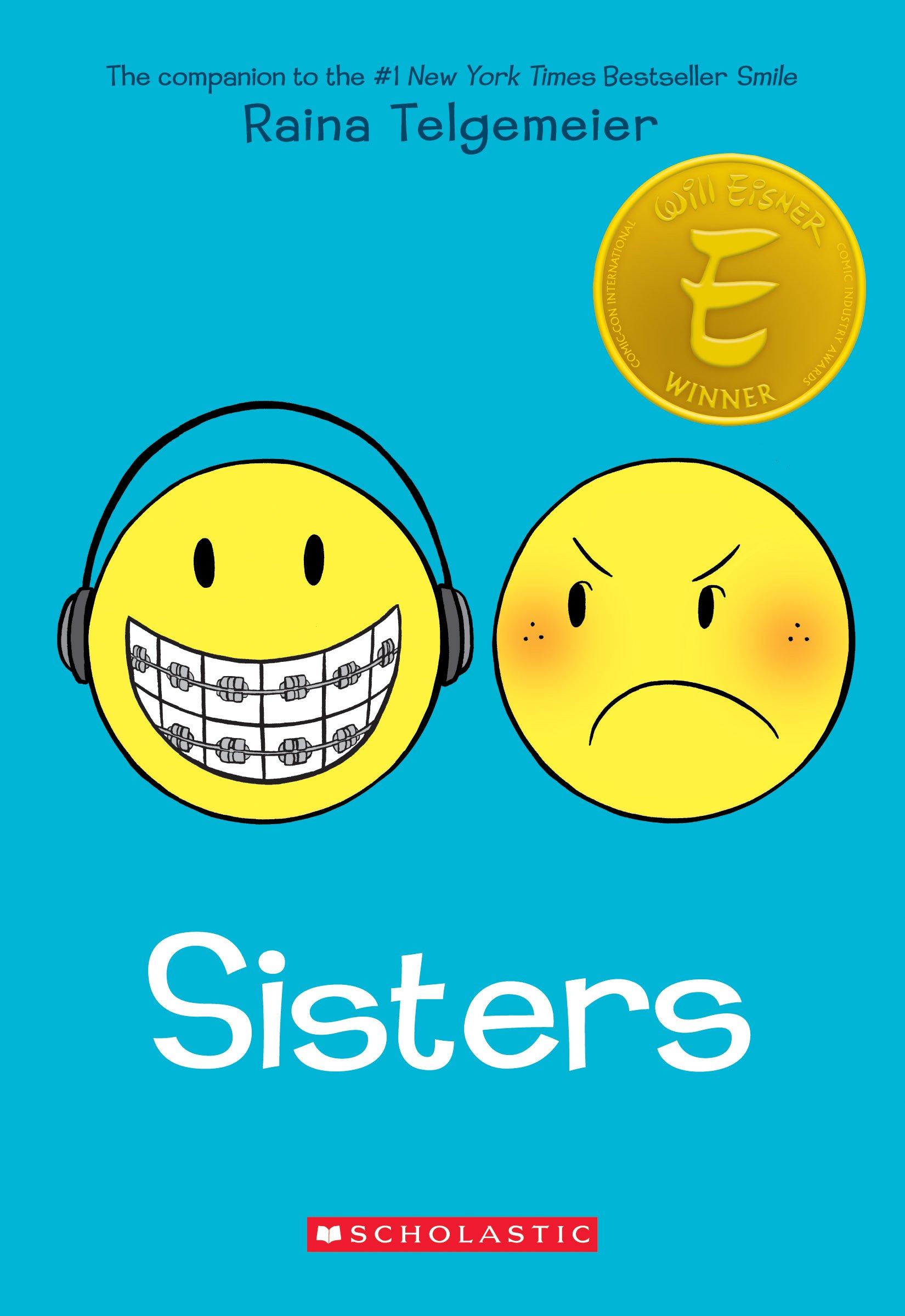 Sisters ISBN-13 9780545540605