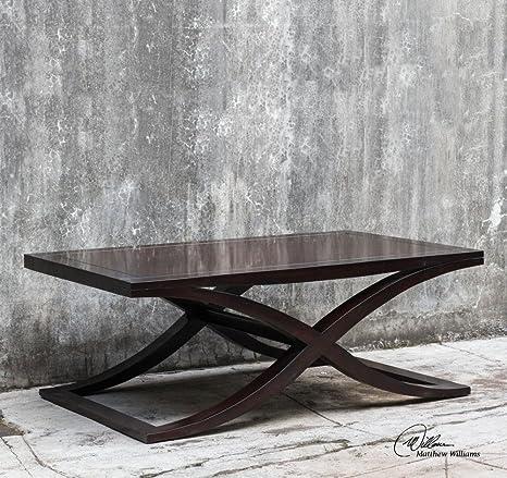 Antero Antique Hickory Coffee Table Model-25679