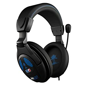 Auriculares Turtle Beach Ear Force PX22 Amplificados para Playstation 3.