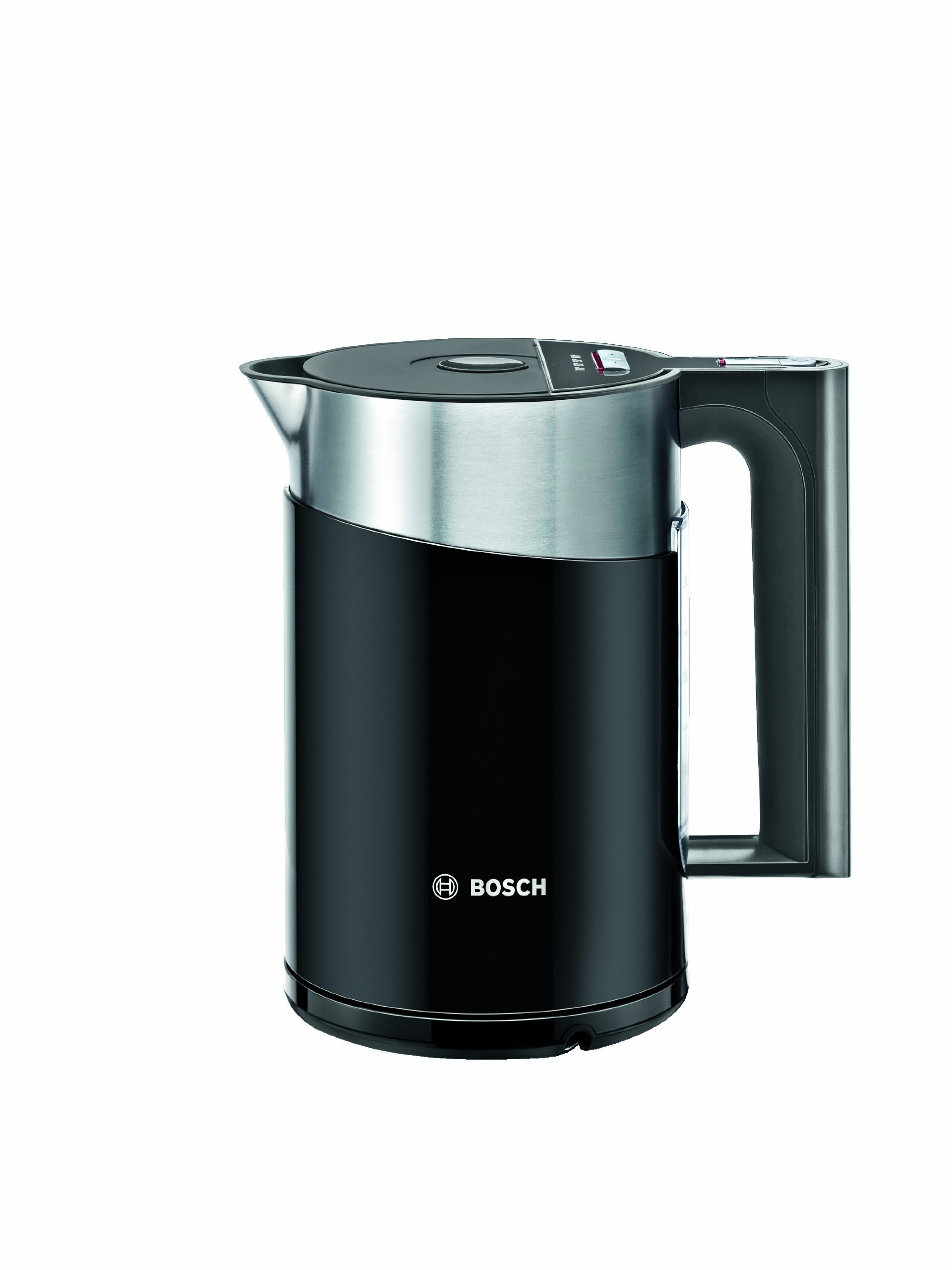 bosch twk86103gb styline kettle black black ebay. Black Bedroom Furniture Sets. Home Design Ideas