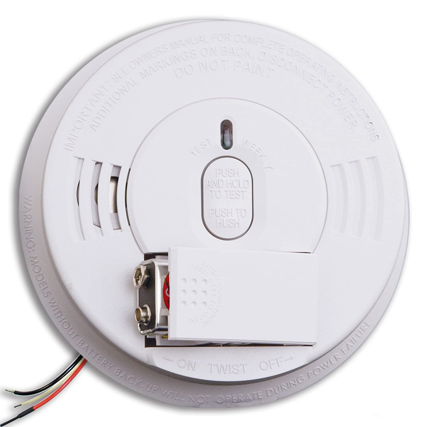 Kidde Ionization Smoke Alarm Comparison