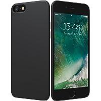 Alyee Liquid Silicone iPhone 7 Case (Black)