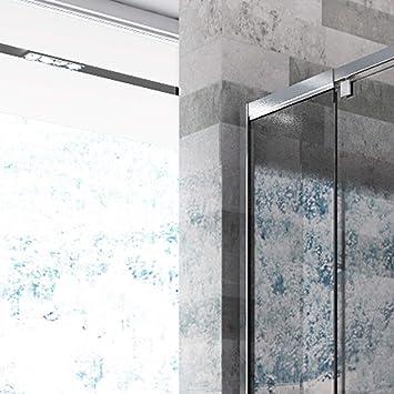 cabine paroi douche 2 2 cotes 90x90 h200 cm transparent mod mod dakota duo bricolage z139. Black Bedroom Furniture Sets. Home Design Ideas