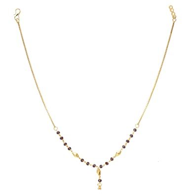 M4U Fashion Beige Color Mangalsutra available at Amazon for Rs.189