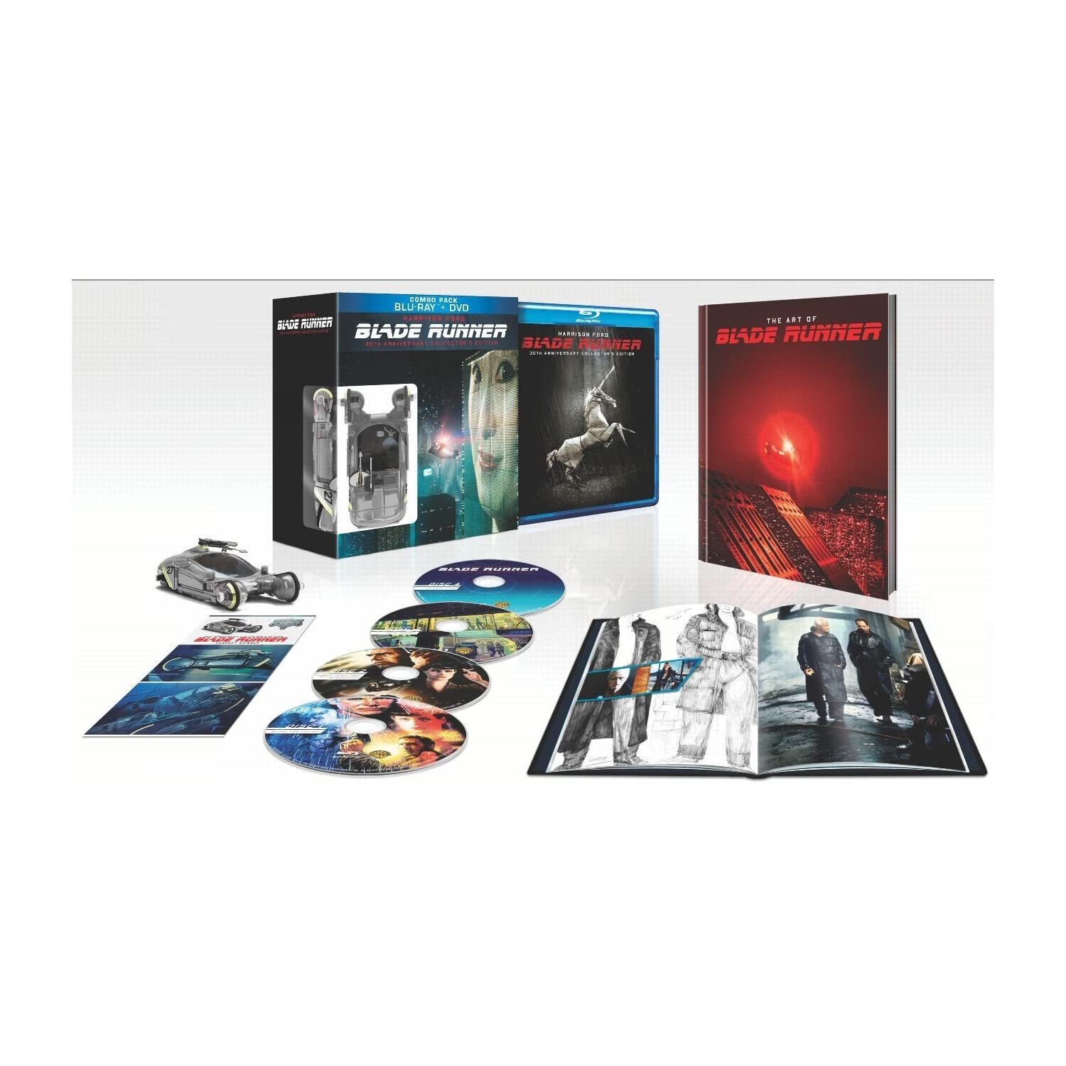 Blade Runner 30th Anniversary Blu-ray-Box