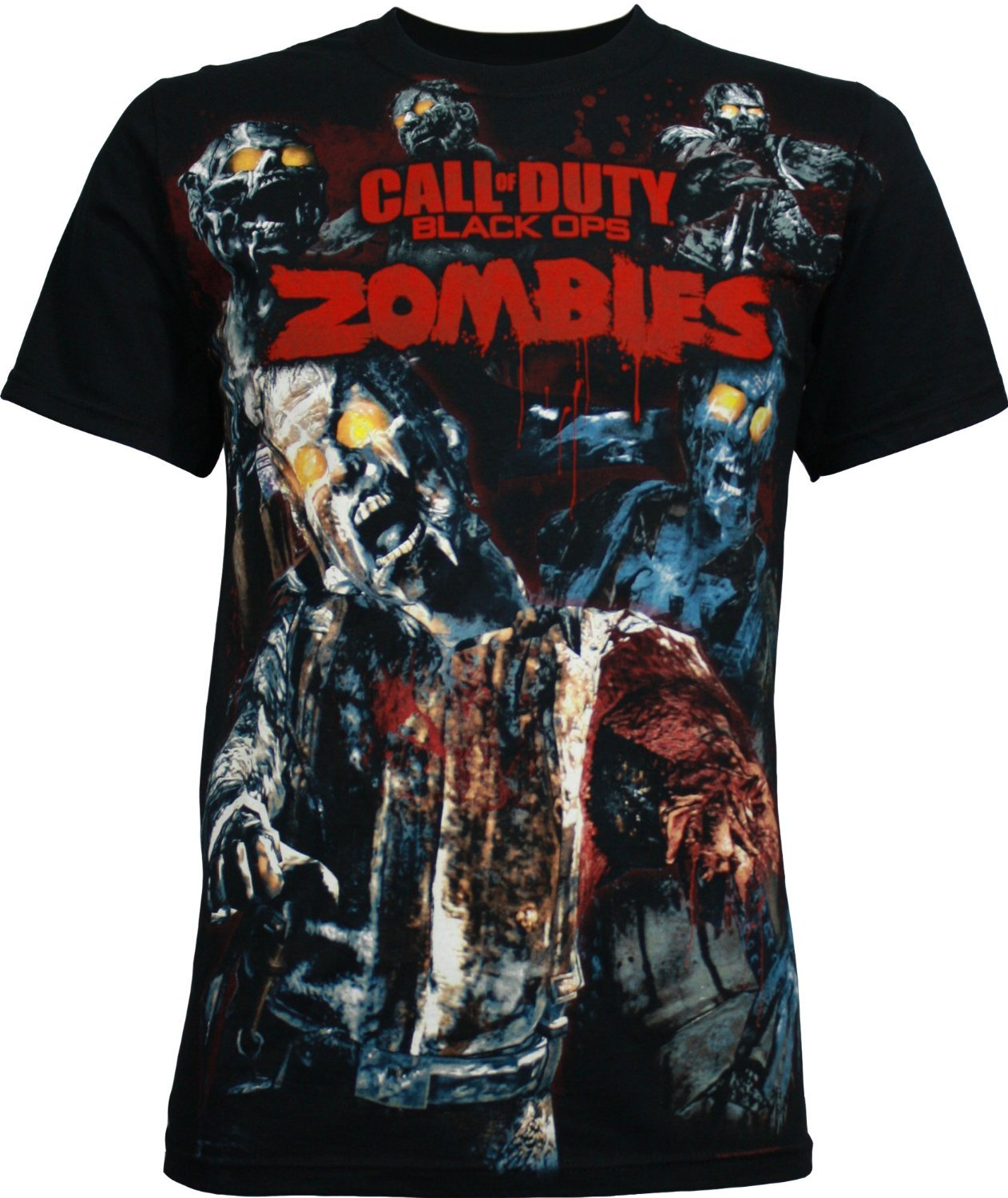 Call of Duty Black Ops 2 Costumes