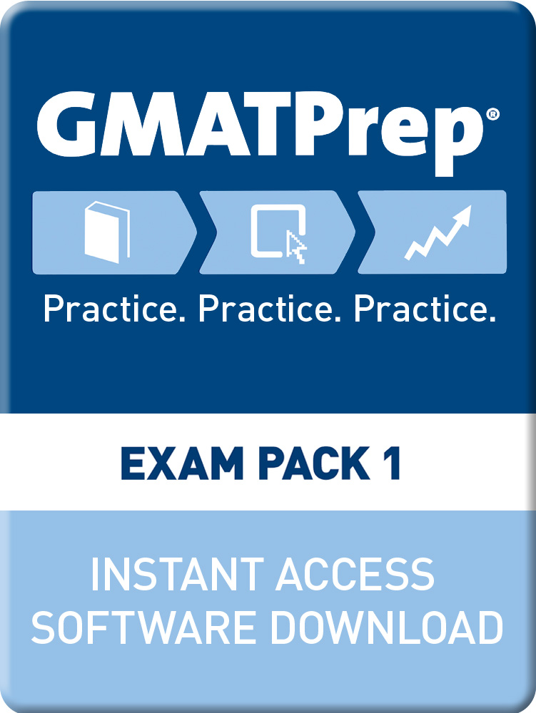 Gmatprep question pack 1 coupon code