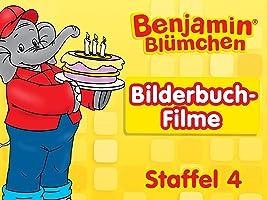 Benjamin Bl�mchen Bilderbuch Filme - Staffel 4