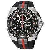 Seiko Men's SNAE07 Sportura Chronograph Watch