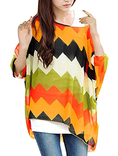 Boho Clothing Stores In Ct Amoin Women s Pullover Batwing
