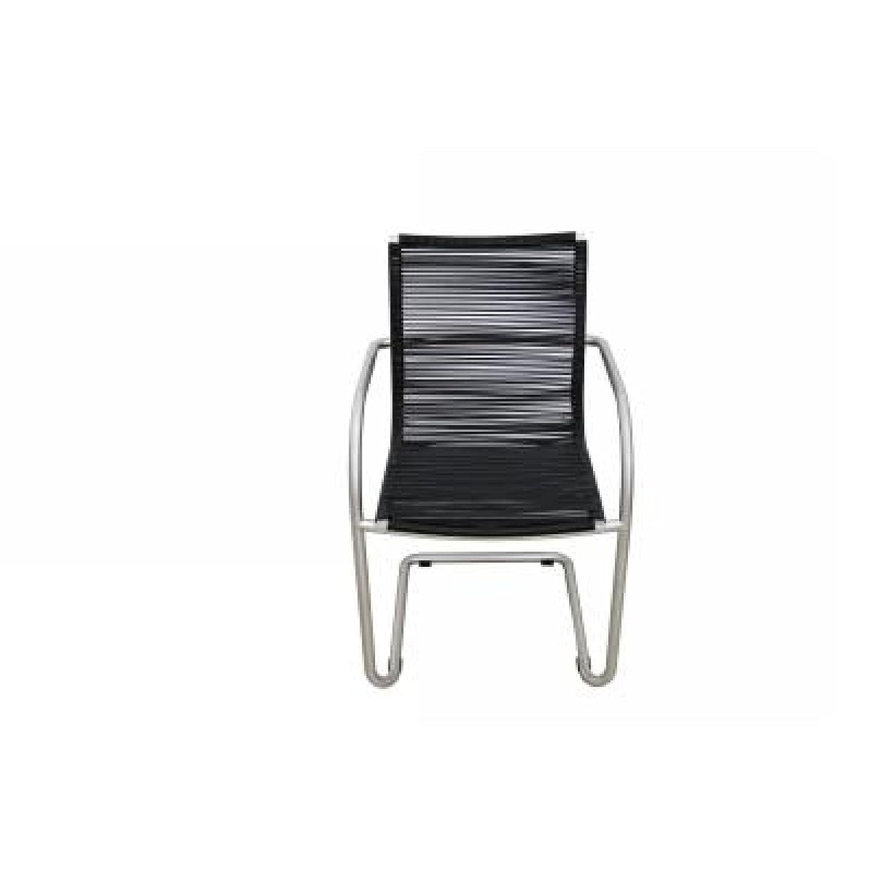 SIT Mobilia Gartenstuhl / Freischwinger Ronda Edelstahl in schwarz 30INX18-11 online kaufen