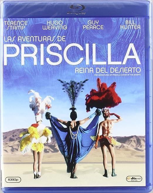 Las aventuras de priscila reina del desierto blu ray for Aida piscina reina del desierto