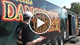 Classic Game Room - In-Truck Preview! CABELA'S DANGEROUS...