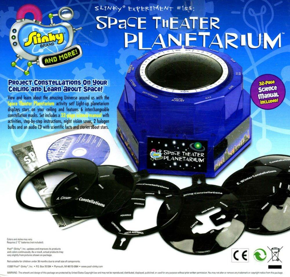 New Light Theater Project: Scientific Explorer Space Theater Planetarium , New, Free